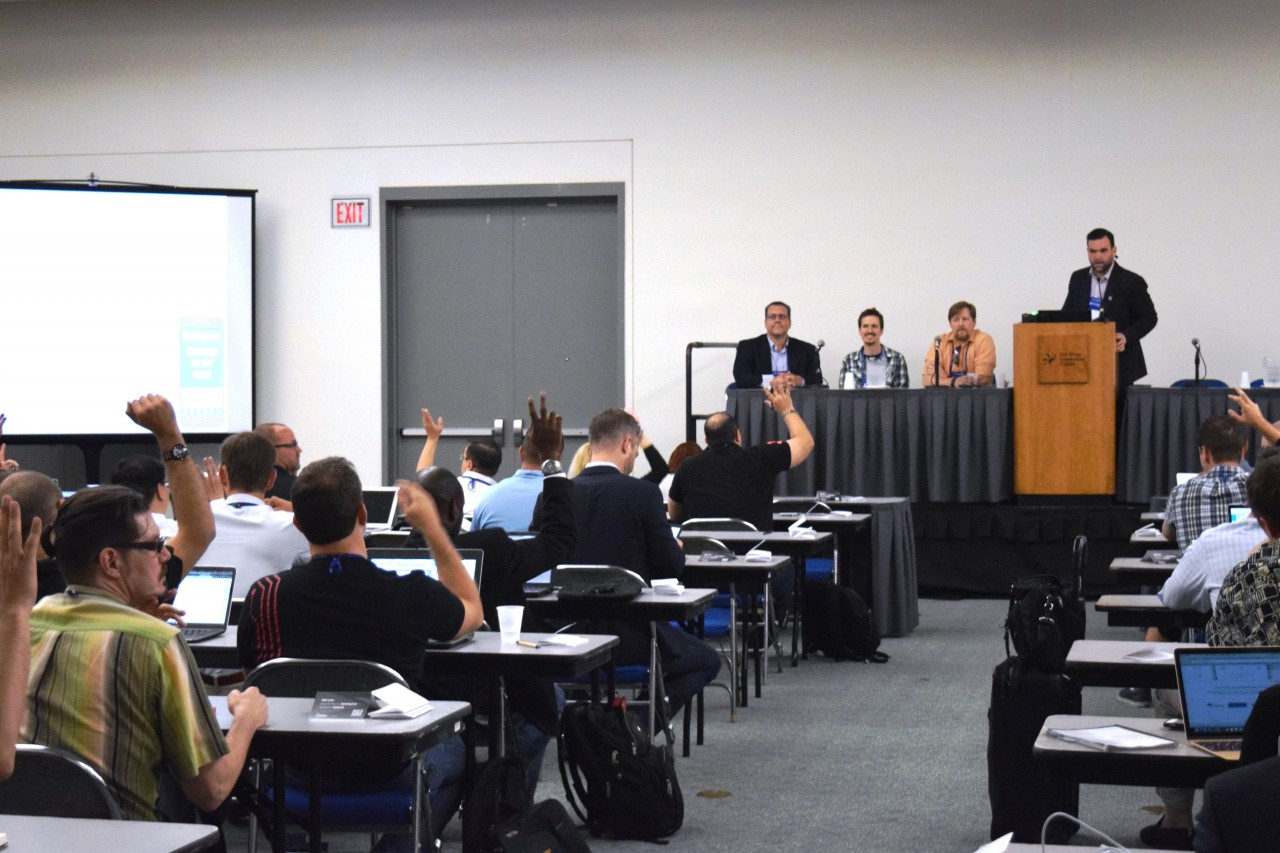 HostingCon 2015 looks to the industry's past, future