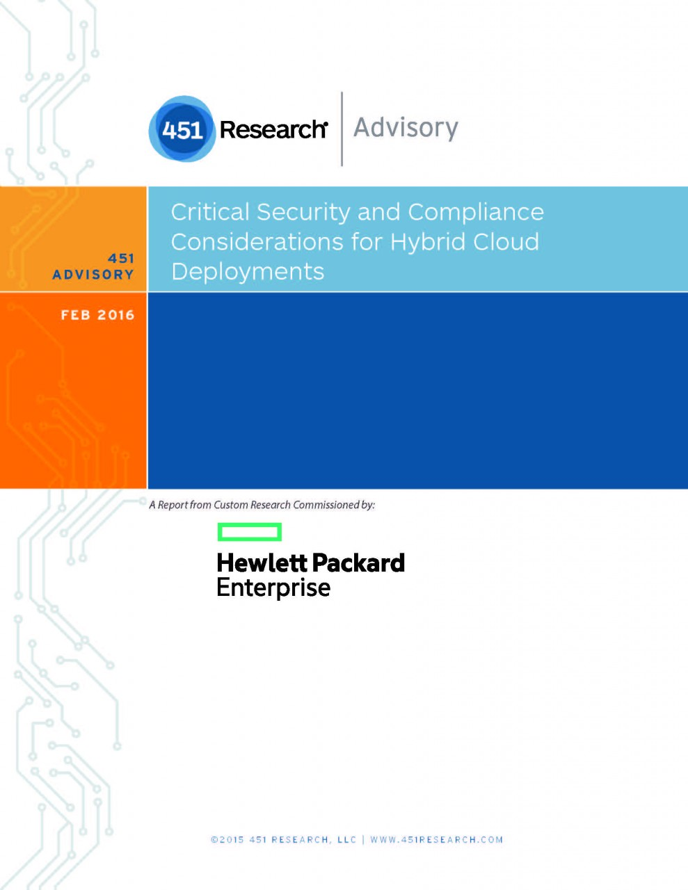Critical Security and Compliance Considerations for Hybrid Cloud Deployments