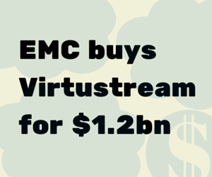 Virtustream goes out with a bang for $1.2bn, ushering in the next stage of cloud M&A